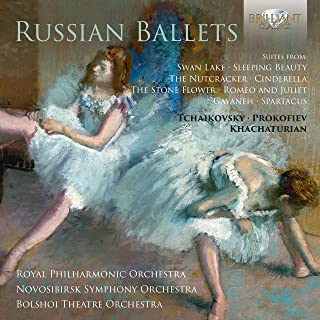 The Nutcracker, Op. 71: No. 14 Pas de deux. Variation 2. Dance of the Sugar Plum Fairy
