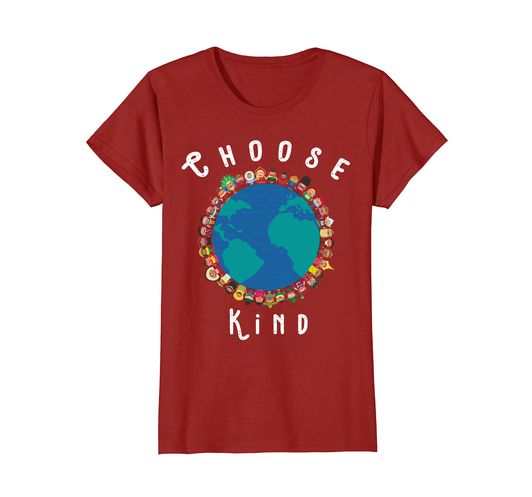 Choose Kindness Be Kind T-Shirt, Anti-Bullying Teacher-Newstyleth