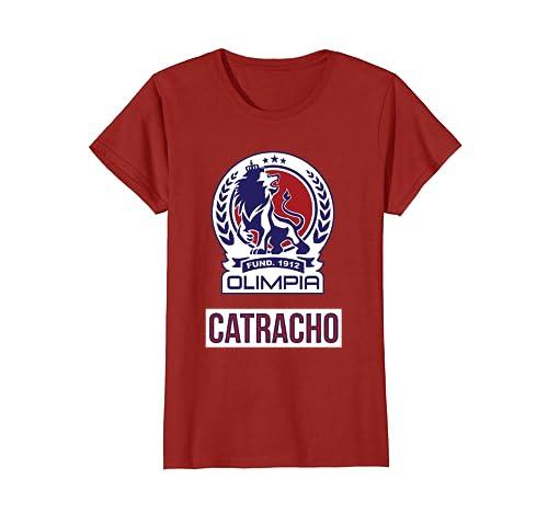 Amazon.com: Club deportivo Olimpia Honduras Camisa Honduras la original: Clothing