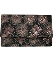 Nora Sparkle and Shine Large Envelope Clutch