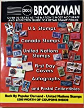United States Stamps, Canada Stamps, United Nations Stamps, First Day Covers, Autographs & Postal Collectibles: United States & Canada Stamps & Postal ... (Brookman Stamp Price Guide (Spiral))