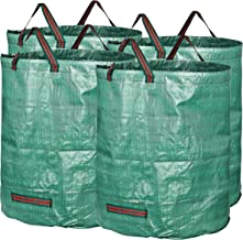 Sponsored Ad – GardenMate pack of 4 large 272L garden waste bags (H76 cm, D67 cm)