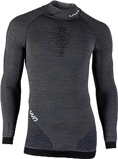 UYN Fusyon Underwear - Maglia Intima Termica Lana Merino Uomo