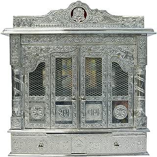Puja Mandir - Wooden Pooja Temple 25