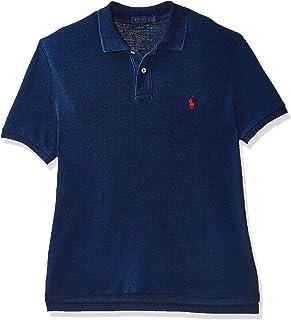 Polo Ralph Lauren-211569958046-Women-Tops-Indigo Blu-L