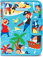 The Piggy Story 'Pirates Ahoy!' Chalk n' Marker ArtFolio with Doodle Pad for Portable Play