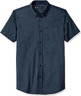 Ben Sherman Men's Ss Micro Paisley Shirt