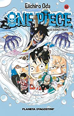 One Piece nº 68: La alianza pirata (Manga Shonen) (Spanish Edition)