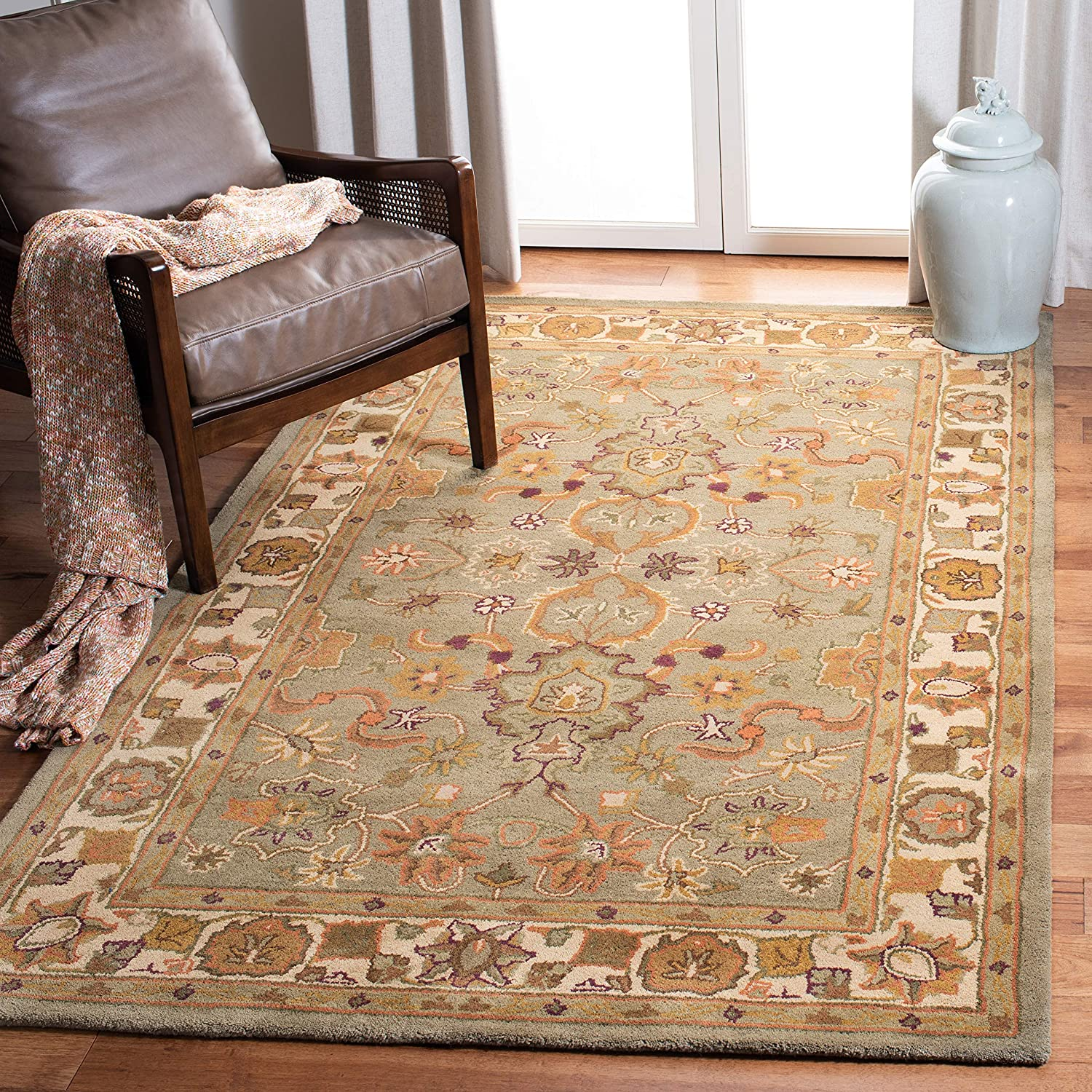 Safavieh Cheap mail order shopping Heritage Genuine Collection HG959A Traditional Orienta Handmade
