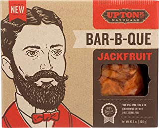 Upton's Naturals Jackfruit - 10.6 oz boxes (Pack of 10) (Bar-B-Que)