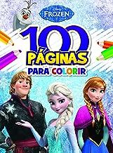 Frozen - Coleção 100 Páginas Para Colorir