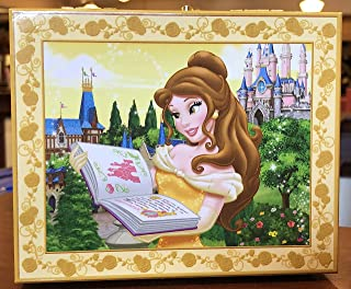 Disney Parks Belle Musical Beauty and the Beast Jewelry Box New