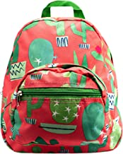 Rave Envy - Mini Backpack - Small Profile, But Plenty of Space Back Packs - Great Daypack (Cactus - Coral)