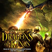 Dragons of Kings: Upon Dragon's Breath Trilogy, Book 2