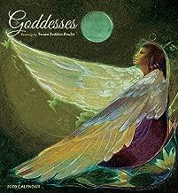Goddesses: Susan Seddon Boulet 2020 Wall Calendar