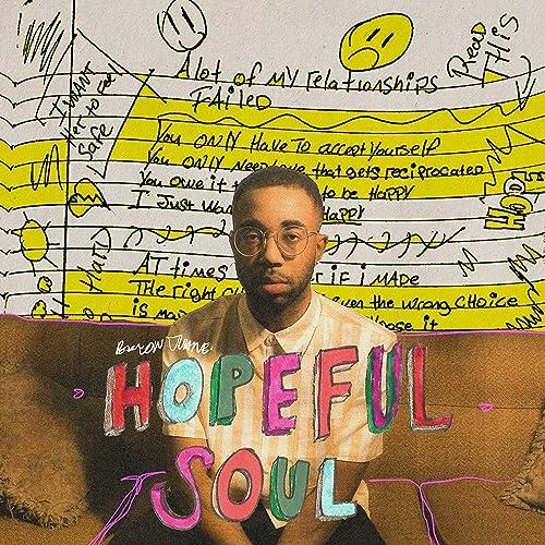 Byron Juane - Hopeful Soul (EP) 2019