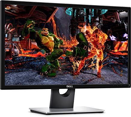 Monitor 23.6 Dell SE2417HG Gamer - Full HD - resposta em 2ms - 60Hz - HDMI/VGA
