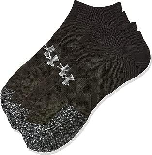 Under Armour Erkek Spor Çorap UA Heatgear NS -BLK, Siyah, Tek Ebat (Üretici ölçüsü: L)