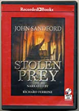 Stolen Prey Unabridged 1 Disk From Recorded Books
