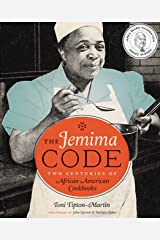 The Jemima Code: Two Centuries of African American Cookbooks Hardcover