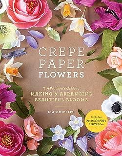 Best crepe paper flowers lia griffith Reviews