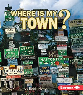 Where Is My Town?: First Step Where Am I?