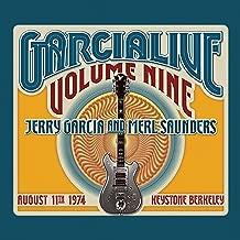 Garcia Live Volume Nine: August 11th, 1974 Keystone Berkeley