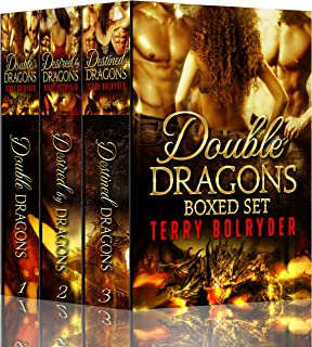 Double Dragons Boxed Set: BBW menage shifter romances