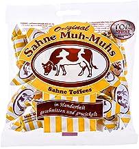 Original Sahne Muh-Muhs Toffees, , Caramelos de Crema, 250 g