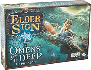 Fantasy Flight Games Game Elder Sign: Omens of The Deep