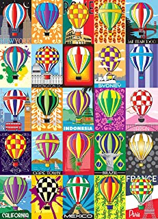 puzzle shaped balloons