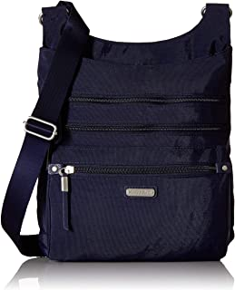 Baggallini レディース Around Town Bagg With Rfid Phone Wristlet カラー: ブルー