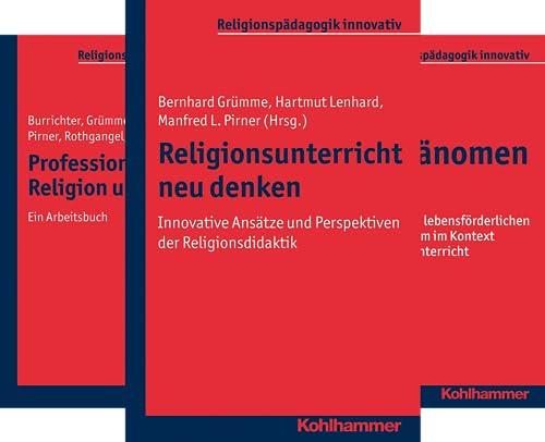 Religionspädagogik innovativ (Reihe in 39 Bänden)