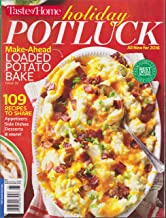 Taste of Home Holiday Potluck Magazine 2016