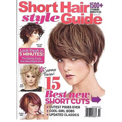 Hair Magazines Amazon