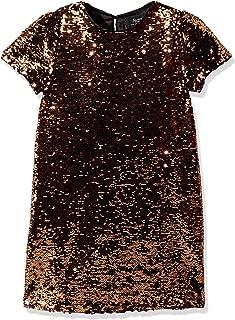 Best juniors gold sequin dress Reviews