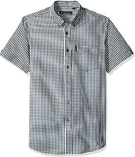 Ben Sherman Men's Ss Classic Gingham Shirt