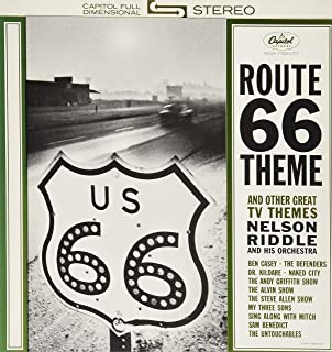 Route 66 Theme [12 inch Analog]