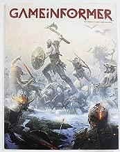 Game Informer 298 - The World's #1 Video Game Magazine - February 2018 - God of War