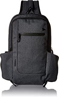 Anti-Theft Urban Sling Bag, Slate