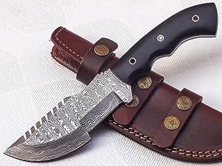 TR-1166, Custom Handmade Tracker Knife - Special Promotional Price