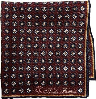 BROOKS BROTHERS Pocket Square Logo Conjunto de corbata para Hombre