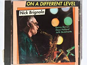 On a Different Level by Brignola, Nick (1994-01-20)