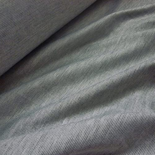 7552f5c2922 Marl Grey Stretch Poly Viscose Ponti-Roma Jersey Fabric (Per Metre)