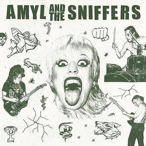 Amyl & The Sniffers A15f+P90XsL._SS500_