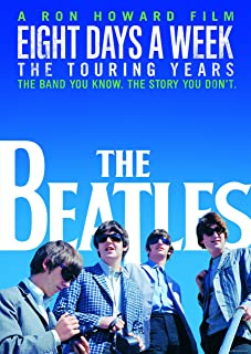 Eight Days a Week - the Touring Years / [Blu-ray]
