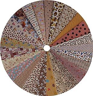 197cf5c172 Grannycrafts 25 Pezzi 20x30cm Tessuti Stampato Cotone Tessuti e Stoffe a  Metro Cotone Tessuti Stoffe per