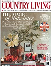 Country Living January 2019 British Edition