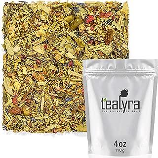 Tealyra - Digestive Detox Curcuma - Fennel - Anise - Cinnamon - Turmeric - Herbal Loose Leaf Tea - Caffeine Free - 112g (4-ounce)