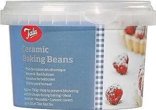 Tala Ceramic Pie Beans, Cream